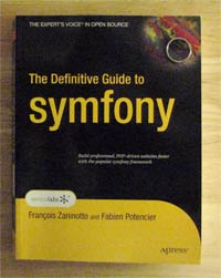 Picture of The Definitive Guide to symfony.